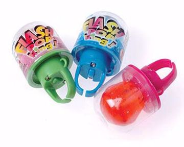 Picture of Flash Pop Rings - 24/Box