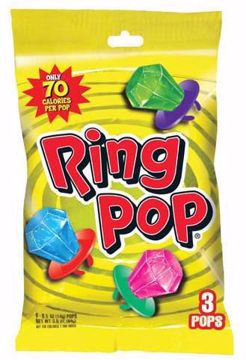 Picture of Fruit Fest Ring Pop Peg 1.5 Oz