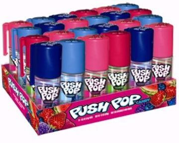 Picture of Fruit Frenzy Push Pop Single .5 Oz
