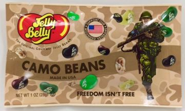 Picture of Jelly Belly Camo Jelly Beans