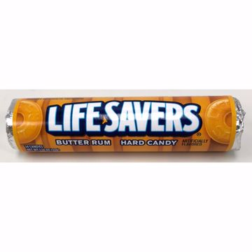 Picture of Lifesavers Hard Candy Butter Rum