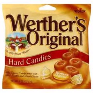 Picture of Werthers Original Peg 5.5 Oz