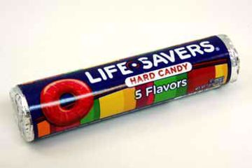 Picture of Lifesavers 5 Flavor