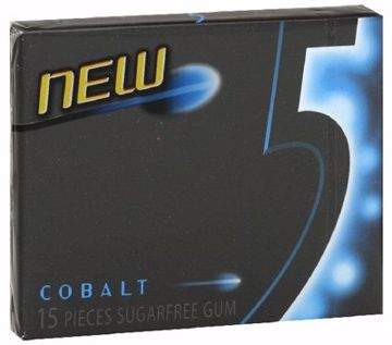 Picture of 5 Cobalt Gum 15 Pc 10 Count