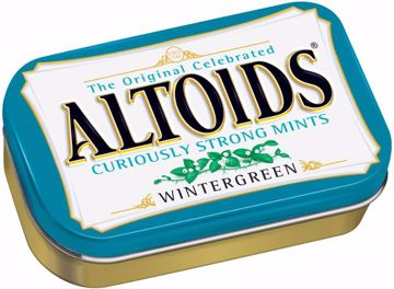 Picture of Altoids Mints Wintergreen
