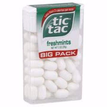 Picture of Tic Tac Big Pack Freshmint Single 1oz