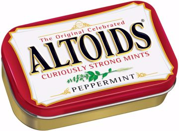 Picture of Altoids Mints Peppermint