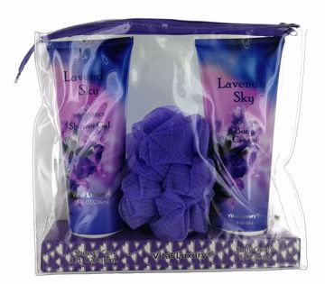 Picture of Vital Luxury Shower Gel/Body Cream Set - Lavender Sky