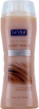 Picture of Body Wash - Restore Cocoa & Shea Butter 12 oz