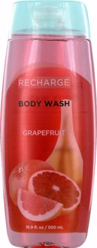 Picture of Body Wash - Recharge Grapefruit 16.9 oz