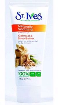 Picture of St. Ives Naturally Soothing Body Lotion - Oatmeal & Shea Butter
