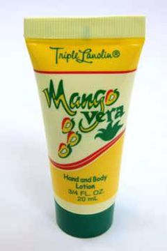 Picture of Triple Lanolin Mango Vera Hand and Body Lotion (pack of 36)
