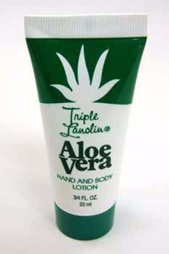 Picture of Triple Lanolin Aloe Vera Hand and Body Lotion