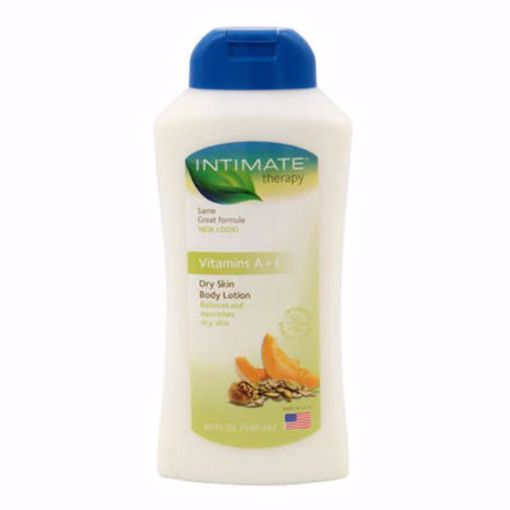 Picture of Intimate Dry Skin Body Lotion 20 oz. (pack of 12)
