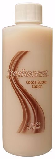Picture of Freshscent Cocoa Butter Body Lotion 4 oz