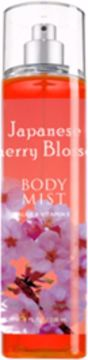 Picture of Vital Luxury Signature Body Mist - Japanese Cherry Blossom 8 oz (pack of 24)
