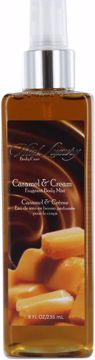 Picture of Fragrant Body Mist - Caramel and Cream 8 oz