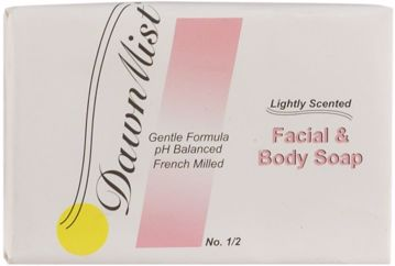 Picture of Facial & Body Bar Soap - Lightly Scented - #1 (250 ct.)
