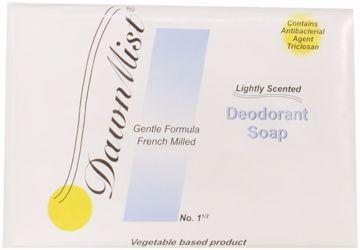 Picture of Bulk Anti-Bacterial Bar Soap, # 1 1/2 (pack of 500)