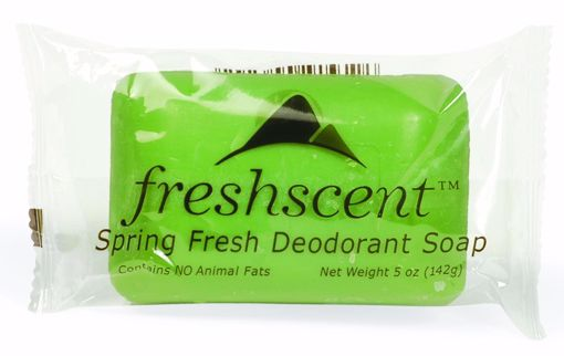 Picture of Freshscent Spring Fresh Deodorant Soap 5 oz