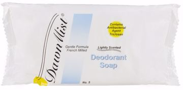 Picture of DawnMist(R) Anti-Bacterial Bar Soap # 5 (pack of 100)