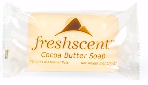 Picture of Freshscent Cocoa Butter Soap 5 oz