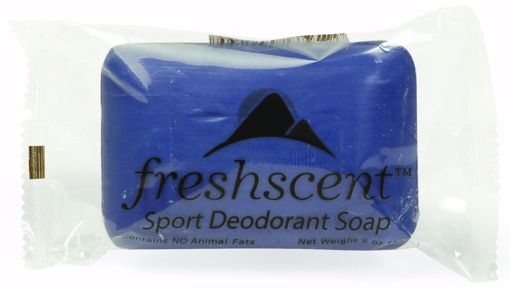 Picture of Freshscent Sport Deodorant Soap 5 oz (72 Units)