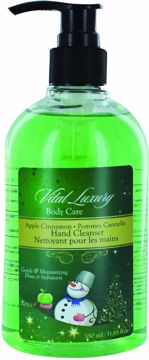 Picture of Apple Cinnamon Seasonal Hand Cleanser, 11.83 oz (pack of 48)