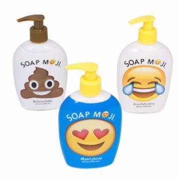 Picture of Emoji Hand Soap, 8 oz