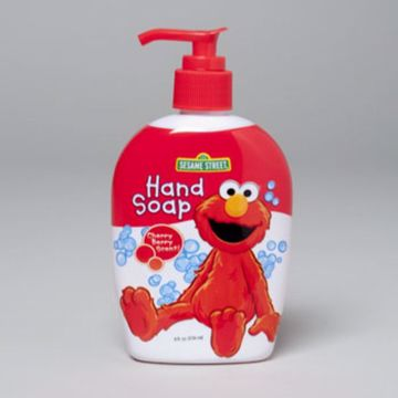 Picture of Children's Elmo Hand Soap Cherry Berry, 8 oz