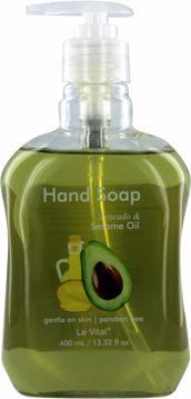 Picture of Avocado & Sesame Oil Hand Soap, 13.52 oz