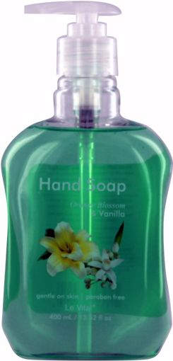 Picture of Orange Blossom & Vanilla Hand Soap, 13.52 oz