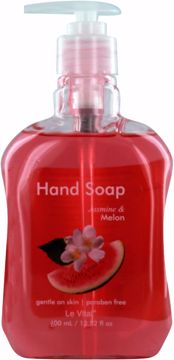 Picture of Jasmine & Melon Hand Soap, 13.52 oz