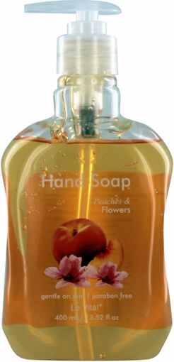 Picture of Peaches & Flowers Hand Soap, 13.52 oz