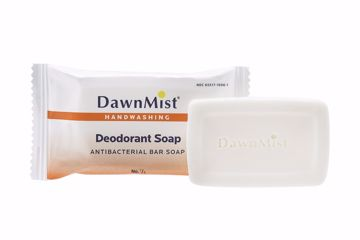 Picture of DawnMist(R) Anti-Bacterial Bar Soap #1/2 (pack of 500)