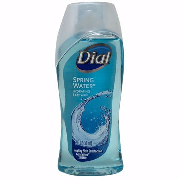 Picture of Dial Spring Water Hydrating Body Wash (2 oz.)