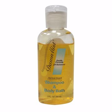 Picture of DawnMist Shampoo & Body Bath - Apricot (2 oz.)