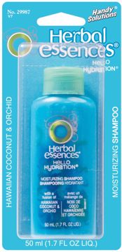 Picture of Clairol Herbal Essences Shampoo 1.7 oz