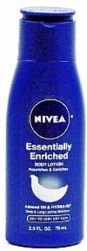 Picture of Nivea Essentially Enriched Body Lotion (2.5 oz.)