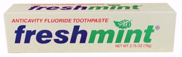 Picture of Freshmint Individual Boxed Toothpaste 2.75 oz