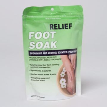 Picture of Foot Epsom Bath Salt Soak