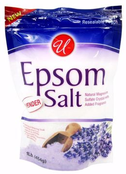 Picture of Epson Salt with Lavender 1lb