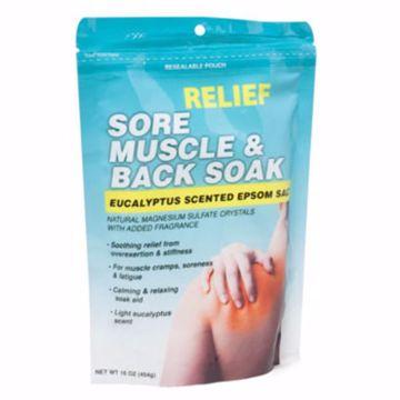 Picture of Muscle/Back Epsom Salt Bath Soak