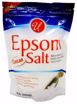 Picture of Epsom Salt 1lb