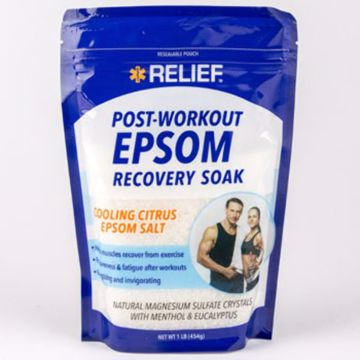 Picture of Workout Recovery Epsom Salt