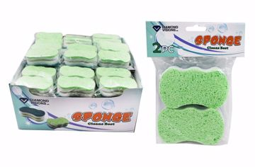 Picture of 2 Pk Sponges