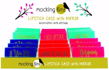 Picture of Mocking Bird? Lipstick Case