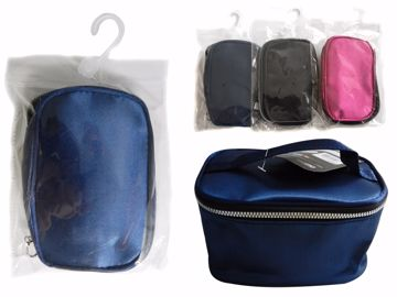 Picture of Cosmetic Bag with Strap (pack of 24)
