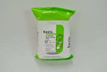 Picture of Basis So Refreshing Facial Cleansing Cloths