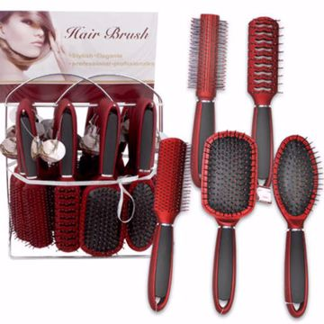 Picture of Hairbrush In Display Box - Assorted (pack of 64)